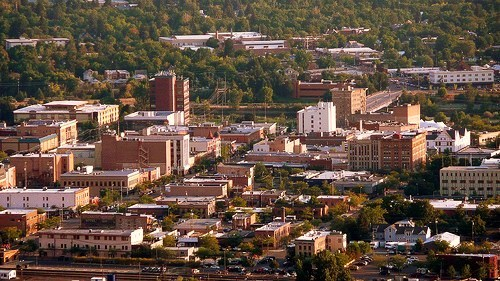 Missoula Mt A Thriving Bastion Of Culture And